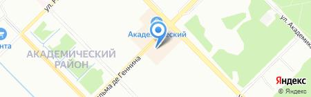 Ремонт-это просто! на карте Екатеринбурга