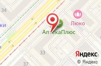 Схема проезда до компании Хай-Тек в Екатеринбурге