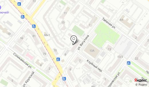 Telepay. Схема проезда в Екатеринбурге