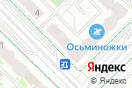 Схема проезда до компании Буду Играть в Екатеринбурге