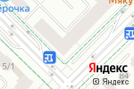 Схема проезда до компании РЕОС в Екатеринбурге