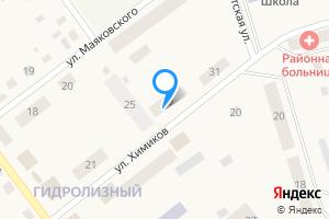 Двухкомнатная квартира в Ивделе Свердловская область, улица Химиков, 29