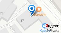 Компания Аксиома на карте