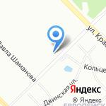 Авторские решения на карте Екатеринбурга
