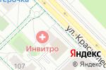 Схема проезда до компании Цветочный рай в Екатеринбурге