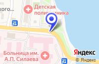 Схема проезда до компании АПТЕЧНЫЙ ПУНКТ N 4 в Кыштыме