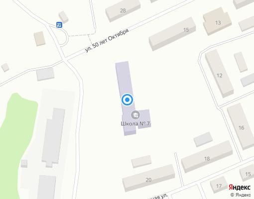 Управляющая компания «МИКРОРАЙОН» на карте Ивделя