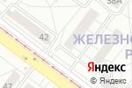 Схема проезда до компании Мастер-Сантехник в Екатеринбурге