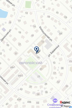 QUEST RIDDLE на карте Екатеринбурга