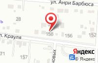 Схема проезда до компании Хорошие Руки в Екатеринбурге