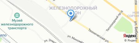 МобилMaster на карте Екатеринбурга
