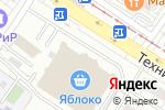 Схема проезда до компании Парфюм-Лидер в Екатеринбурге