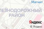 Схема проезда до компании Посудная Лавка в Екатеринбурге