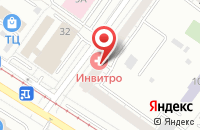 Схема проезда до компании Усфа-Холдинг в Екатеринбурге