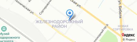 ServiceSound на карте Екатеринбурга