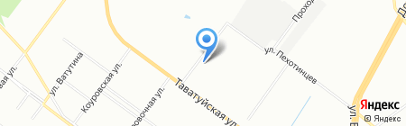 Ай Ти Статус на карте Екатеринбурга