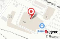 Схема проезда до компании Мир-Алко в Екатеринбурге