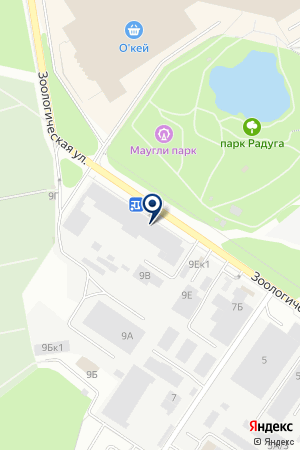 СССР на карте Екатеринбурга