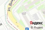 Схема проезда до компании Аптека №277 в Екатеринбурге