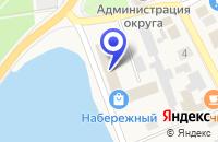 Схема проезда до компании ПЕКАРНЯ в Кыштыме