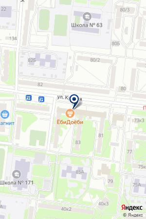 Фарм-Булат на карте Екатеринбурга
