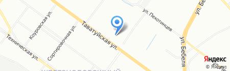 ФармАрт на карте Екатеринбурга