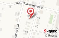 Схема проезда до компании Магазин продуктов в Воскресенске