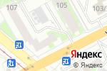 Схема проезда до компании СеZon в Екатеринбурге