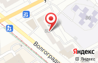 Схема проезда до компании Экзотика в Екатеринбурге