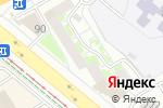 Схема проезда до компании VJ Studio в Екатеринбурге