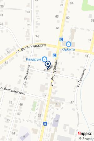 МАГАЗИН ВАРВАРА-ОПТ на карте Кыштыма