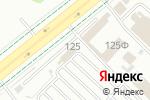 Схема проезда до компании Спорт Плюс в Екатеринбурге