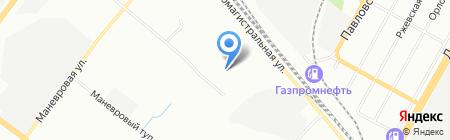 СТРОИТЕЛЬНЫЕ ТЕХНОЛОГИИ на карте Екатеринбурга