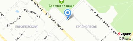 Центр Автоматизации Производства на карте Екатеринбурга