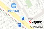 Схема проезда до компании Регион-ГЕО, ЗАО в Екатеринбурге
