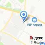 Уральский Мастеровой на карте Верхней Пышмы