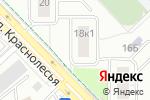 Схема проезда до компании АСТРА в Екатеринбурге