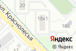 Схема проезда до компании Максим в Екатеринбурге