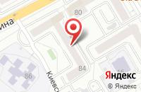 Схема проезда до компании Уральская Торговая Компания «Кронос» в Екатеринбурге
