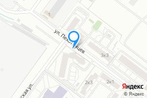 Снять однокомнатную квартиру в Екатеринбурге м. Уральская, Надеждинская улица, 26