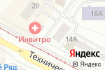 Схема проезда до компании Свадебный салон в Екатеринбурге