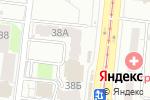 Схема проезда до компании Мясово в Екатеринбурге