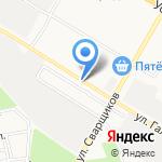 УралАвтоГруз на карте Верхней Пышмы