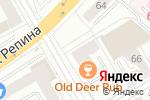 Схема проезда до компании Производственный центр кадастра недвижимости в Екатеринбурге