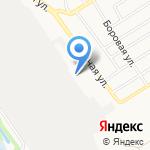 Уральский государственный колледж им. И.И. Ползунова на карте Верхней Пышмы