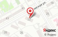 Схема проезда до компании Промтехстрой в Екатеринбурге