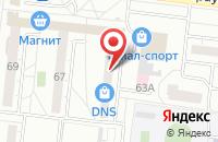 Схема проезда до компании Агрос в Екатеринбурге