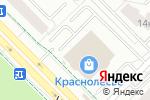 Схема проезда до компании Мидгард в Екатеринбурге