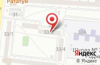 Схема проезда до компании Автозаправочный Комплекс «Спутник» в Екатеринбурге