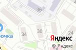 Схема проезда до компании Детки Ека-бу в Екатеринбурге